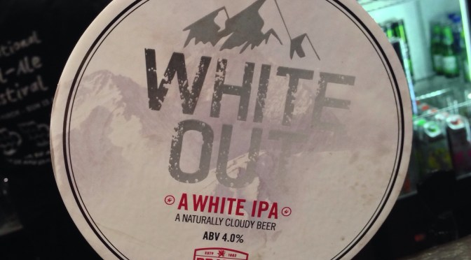 White Out – Brains Brewery