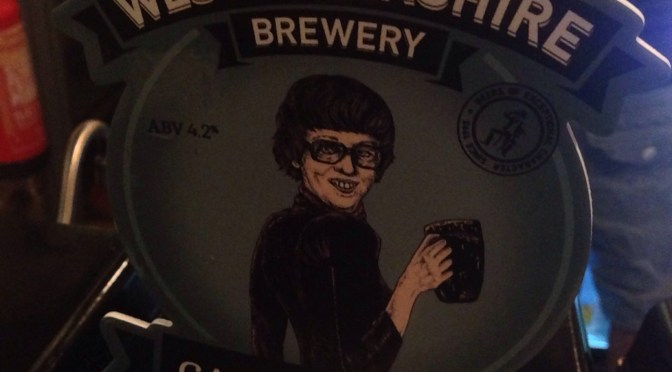 Gammerstang – West Berkshire Brewery