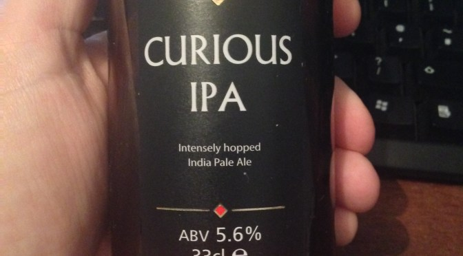 Curious IPA - Chapel Down Winery