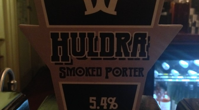 Huldra Smoked Ported – Summer Wine (SWB) Brewery