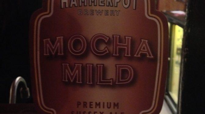 Mocha Mild – Hammerpot Brewery