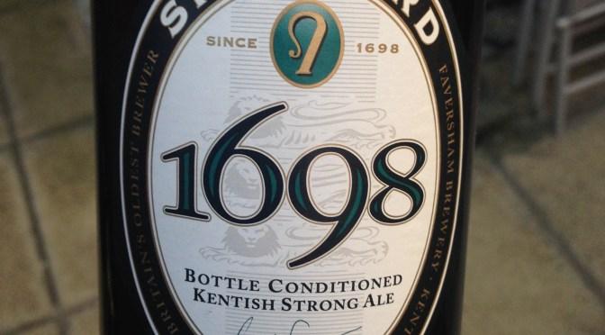 1698 – Shepherd Neame Brewery