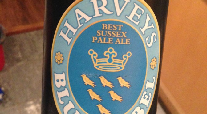 Blue Label – Harveys Brewery
