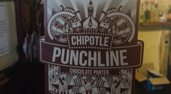 Chipotle Punchline – Magic Rock Brewing