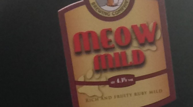 Meow Mild – The Fat Cat Brewery