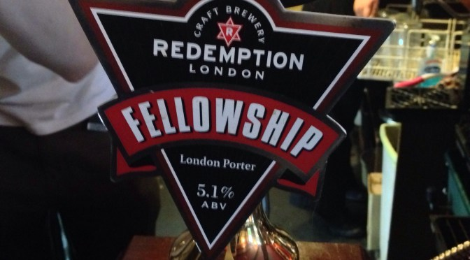 Fellowship – Redemption Brewery