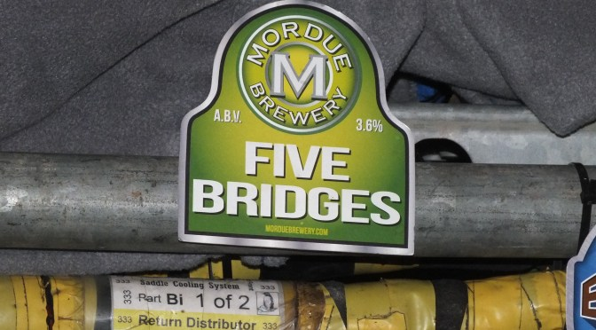 Five Bridges – Mordue Brewery