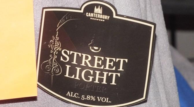 Streetlight Porter – Canterbury Brewery