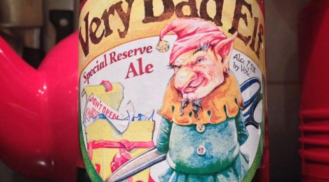 Very Bad Elf – Ridgeway Brewing