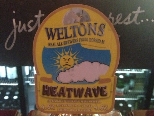 Heatwave – Weltons Brewery