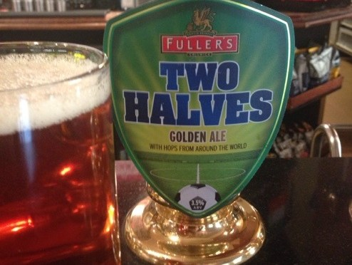 Two Halves – Fuller's Brewery