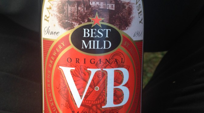 Original VB Best Mild – Randall's Brewery