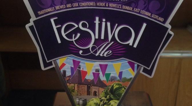 Belhaven Festival Ale – Greene king