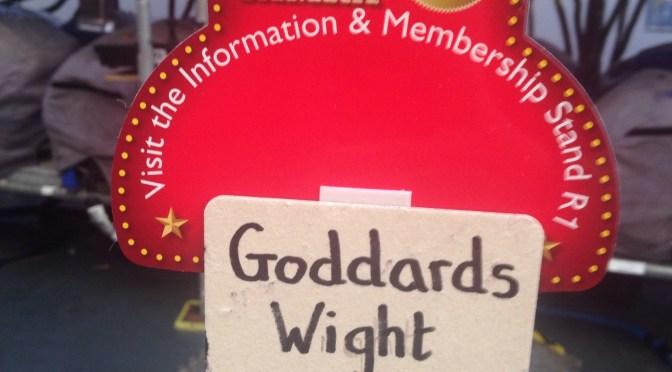 Wight Squirrel – Goddard's Brewery