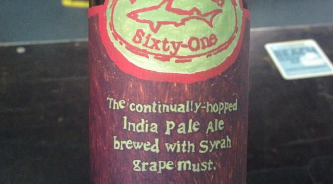 Sixty-One – Dogfish Head Brewery