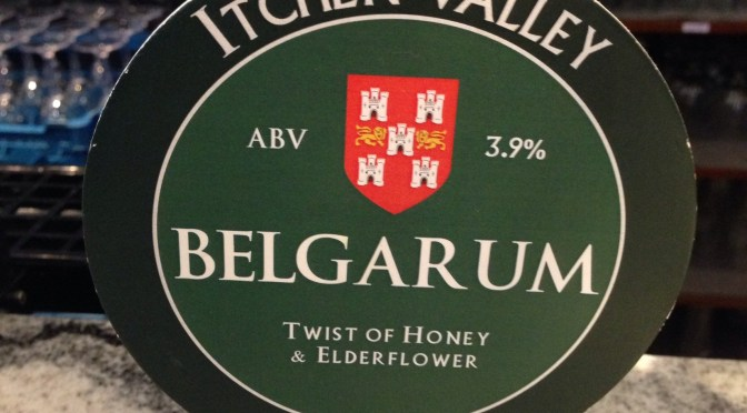 Belgarum – Itchen Valley Brewery