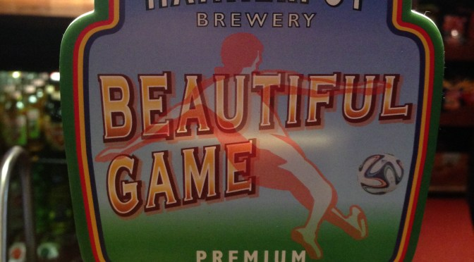 Beautiful Game - Hammerpot Brewery