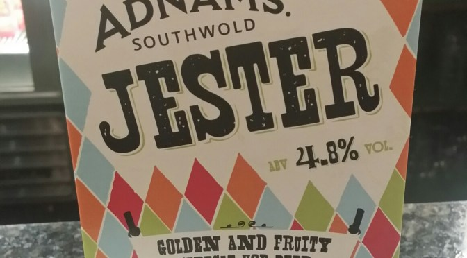 Jester – Adnams Brewery