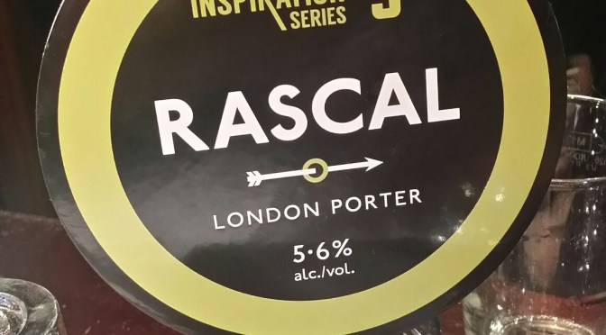 Rascal – Inveralmond Brewery
