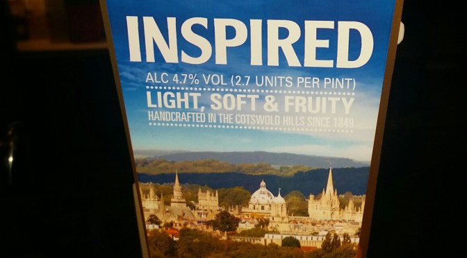 Inspired – Hook Norton Brewery