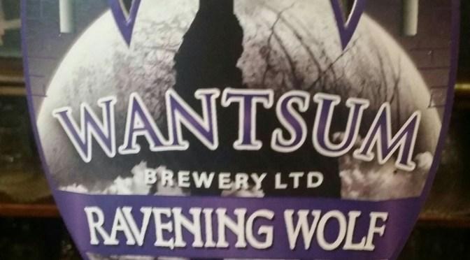 Ravening Wolf –  Wantsum Brewery