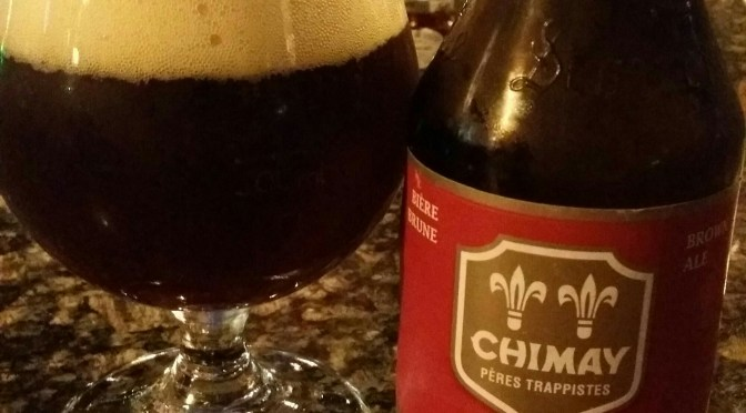 Chimay Rouge (Red) Brown Ale – Chimay Pères Trappistes Brewery