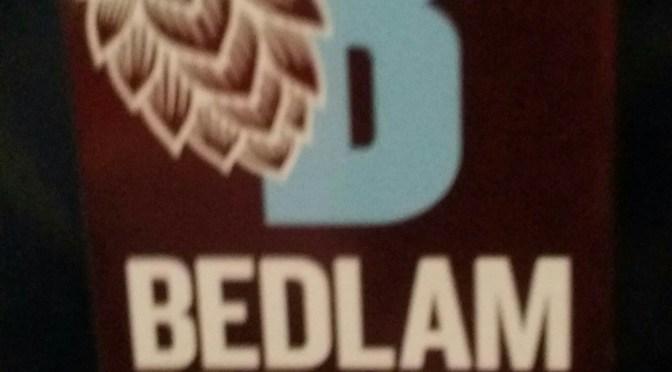 Benchmark – Bedlam Brewery