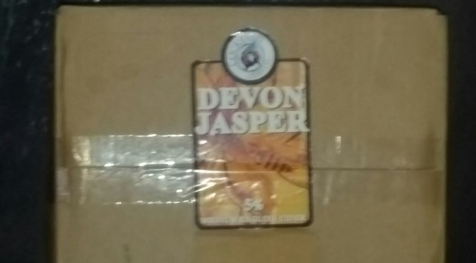 Devon Jasper Cider – Cockeyed Brewery