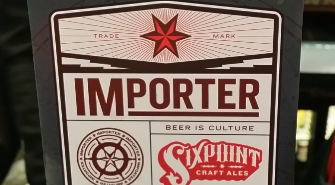 Importer – Adnams (Sixpoint) Brewery
