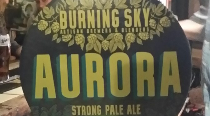Aurora – Burning Sky Brewery