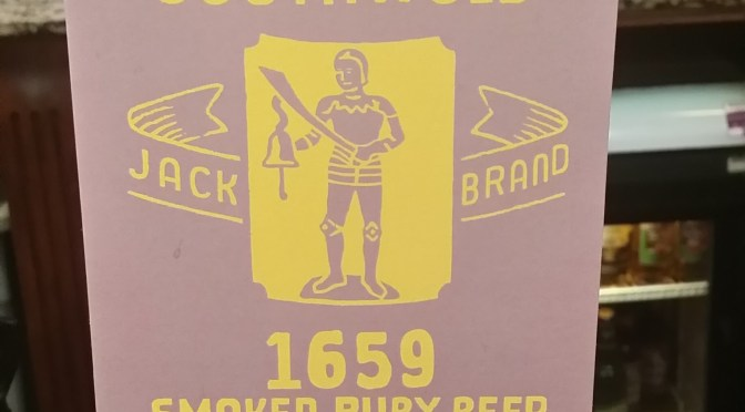 1659 Smoked Ruby Beer – Adnams Southwold Brewery