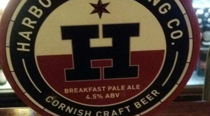 Breakfast Pale Ale – Harbour Brewing Co