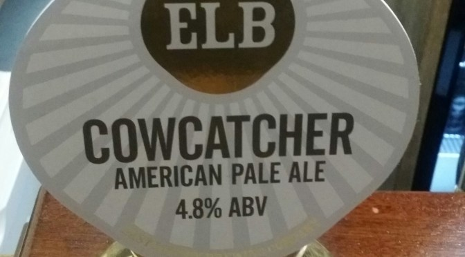 Cowcatcher - East London (ELB) Brewery