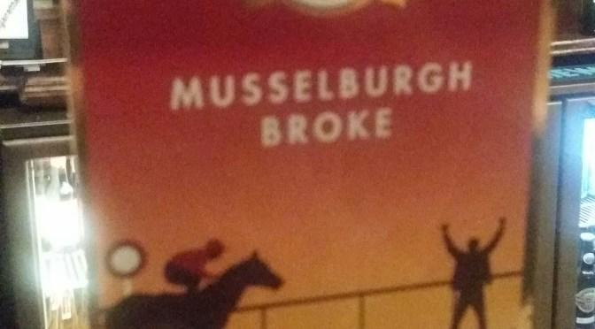 Musselburgh Broke – Knops Beer Company