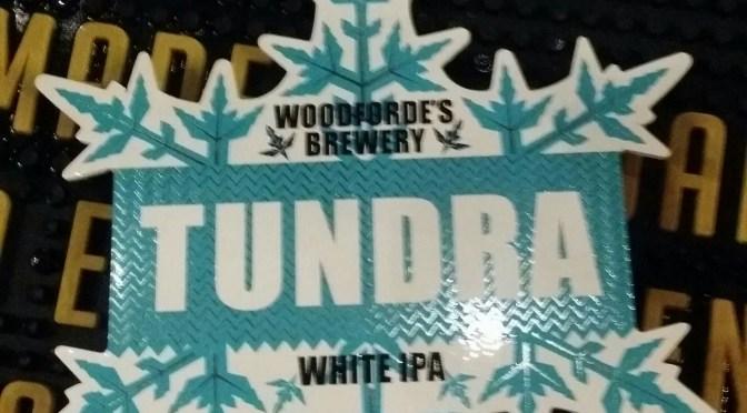 Tundra White IPA – Woodforde's Brewery
