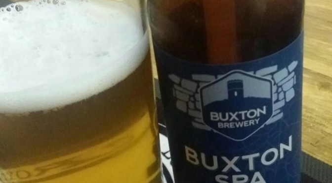 Spacial Pale Ale (SPA) – Buxton Brewery
