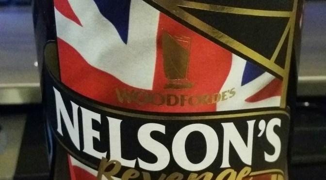 Nelson's Revenge – Woodforde's Brewery