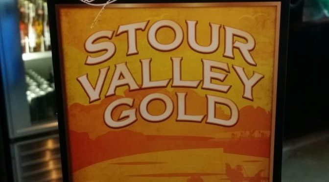 Stour Valley Gold – Nethergate Brewery