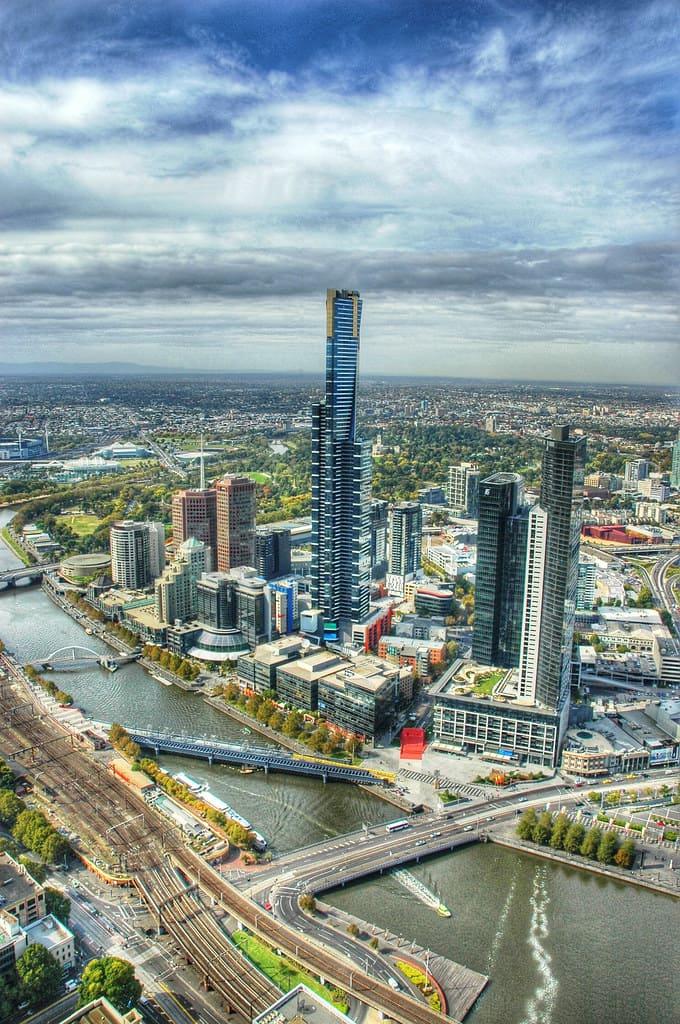 Direction Melbourne en Australie pour apprendre l'anglais à l'autre bout du monde !
