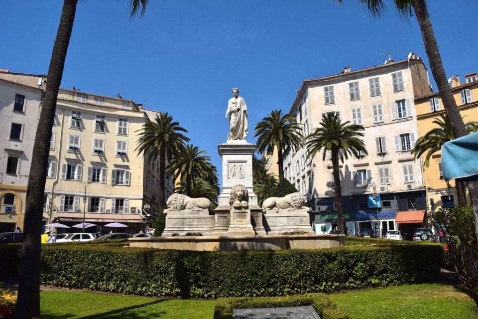 Ajaccio Napoleon Centre ville