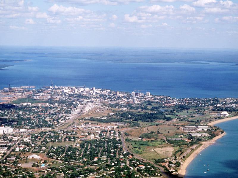 Découvrez Darwin, la capitale du nord de l'Australie !