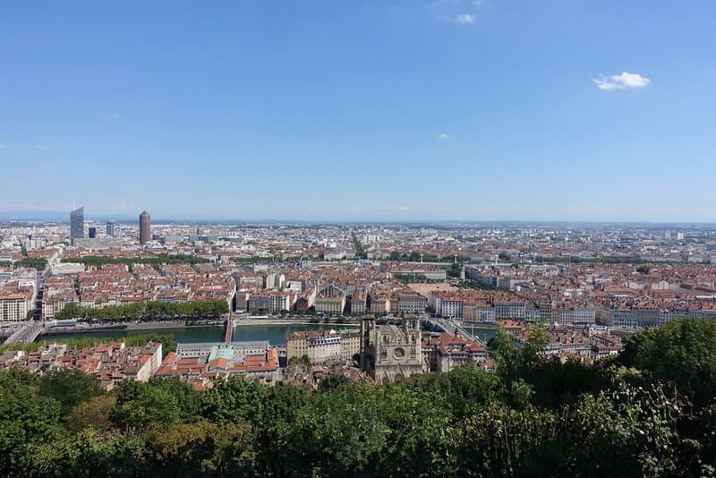 Le panorama de Fourvière : immanquable si vous allez à Lyon