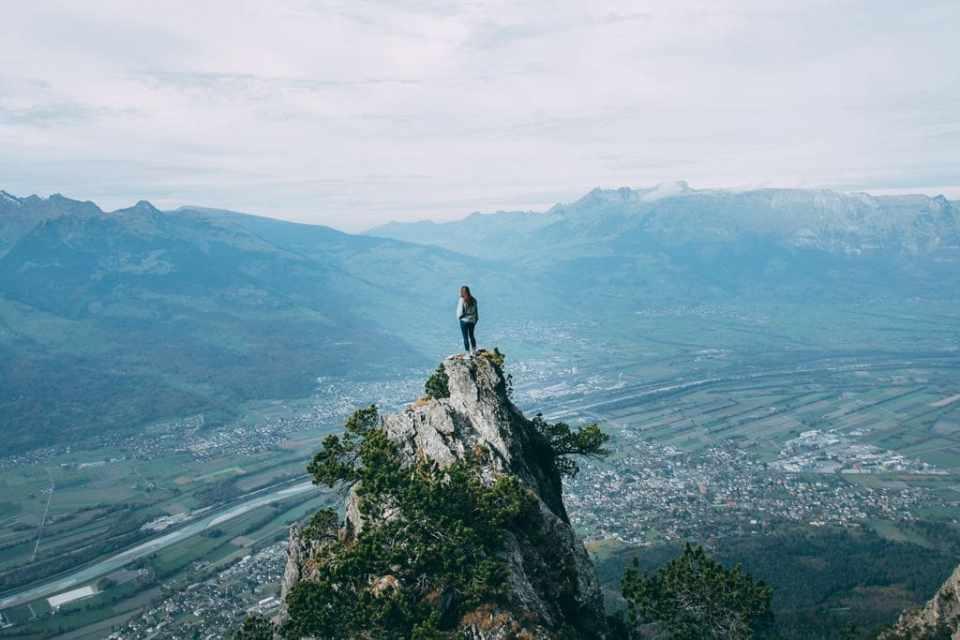 destinations sous-cotées : Liechtenstein paysage