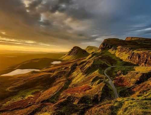 le plus beau paysage du monde - montagne cover
