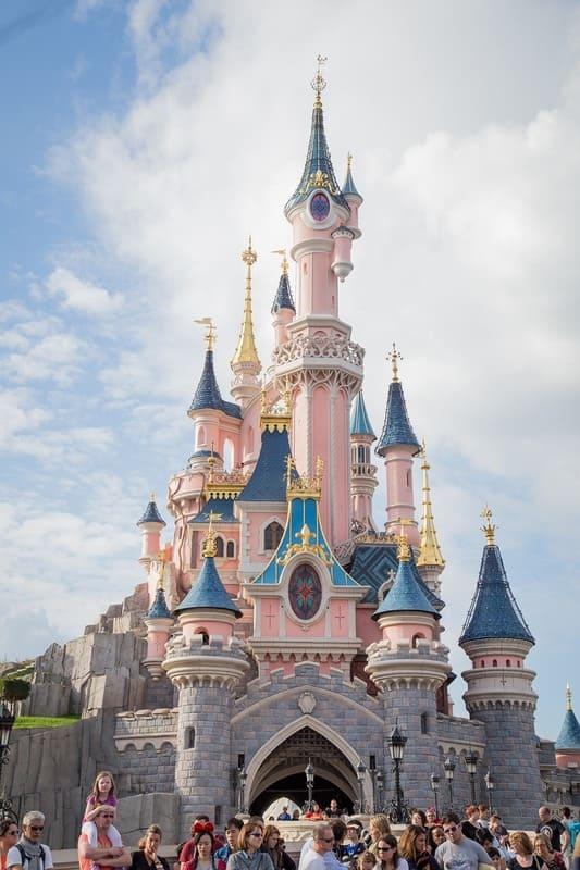 parcs Disney dans le monde - Disneyland paris