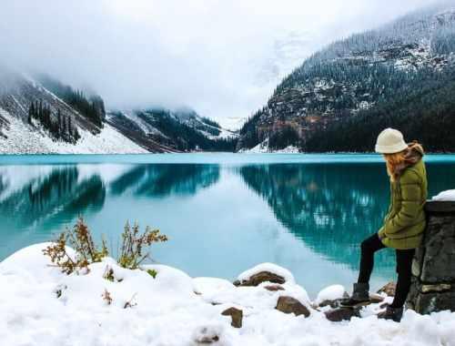 que faire au canada - lac du canada