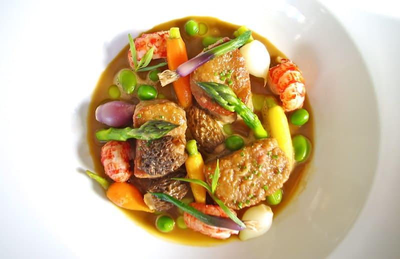 cuisine internationale française-blanquette-de-veau-et-accompagnement