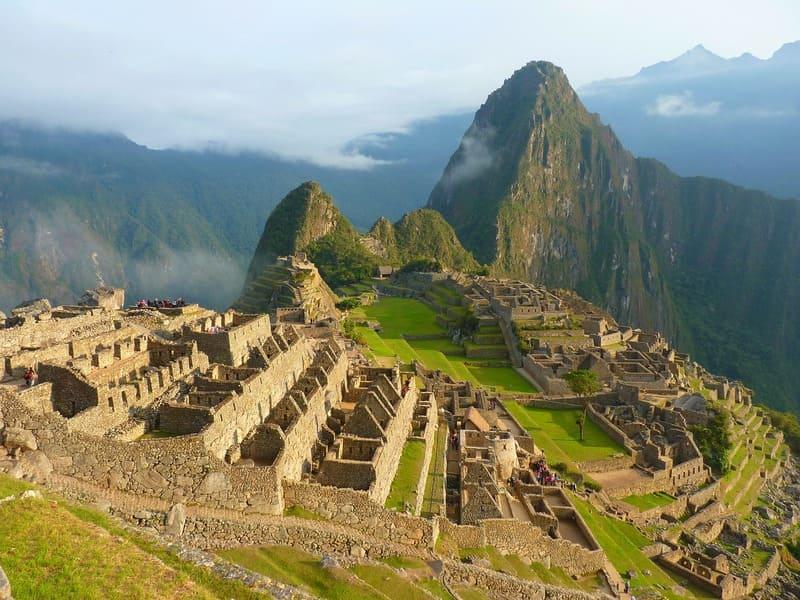 circuit au Perou - Machu Picchu