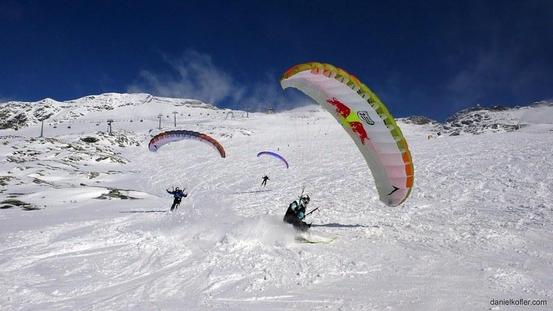 course speedriding-sports d'hiver