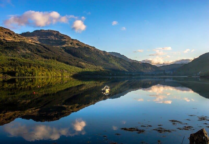 les meilleurs spots de peche - Loch Lomond Écosse